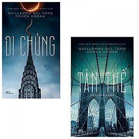 Combo Dị Chủng (Bộ 2 Cuốn): Dị Chủng (Tái bản 2018), Dị Chủng 2 - Tàn thế + Tặng kèm bookmark AHA