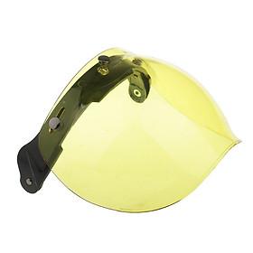 Motorbike Motorcycle Helmet Visor Full Face Shield Wind Protector