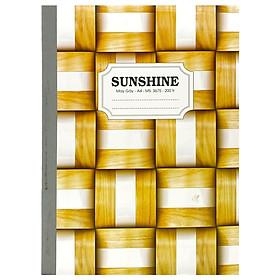 Sổ May Gáy Sunshine A4 200 Trang 3675 - Pattern