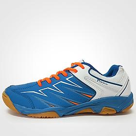 Giày cầu lông Nam chuyên nghiệp PR17009 - màu xanh