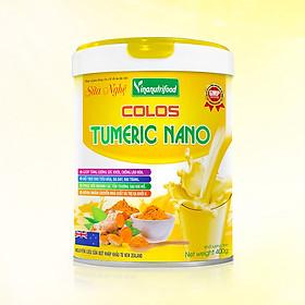 Sữa Nghệ Colos Tumeric Nano