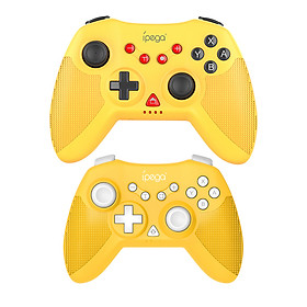 IPEGA Game Controller Parent-child Edition Wireless Vibrating Six Axis Gamepad Replacement for N-S