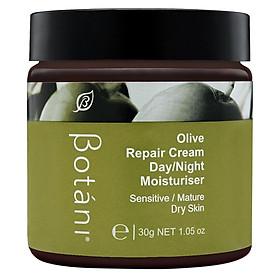 Hình đại diện sản phẩm Kem Olive Dưỡng Ẩm Ngày Và Đêm Botani Olive Repair Cream Day & Night Moisturiser (30g)