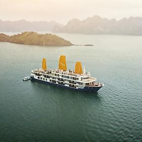 Sealife Legend Cruises 5* - 2N1Đ Khám Phá Vịnh Hạ Long, Vịnh Lan Hạ, Đảo Cát Bà Với Phòng Nghỉ 5 Sao
