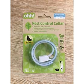 Vòng cổ trị ve rận Pest Control Collar