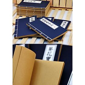 Bộ 3 cuốn tập Bí quyết Kungfu - Loại lớn (Kungfu Notebook)