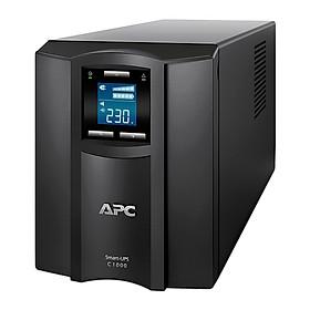 Bộ lưu điện UPS APC SMC1000IC 1000VA-Hàng chính hãng