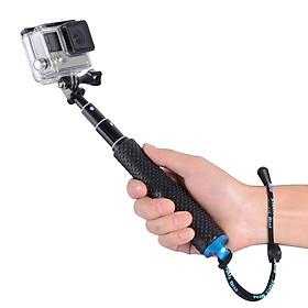 Gậy Selfie Cầm Tay Bằng Hợp Kim Nhôm Cho Camera Gopro (19 inch)