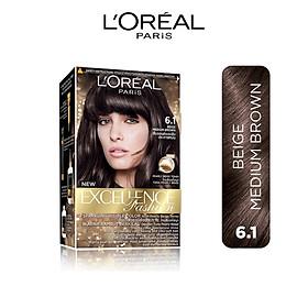Kem nhuộm dưỡng tóc màu thời trang L'Oreal Paris Excellence Fashion 172ml