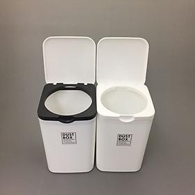 Thùng đựng rác mini bằng nhựa cao cấp an toàn tuyệt đối - Hàng Nhật nội địa