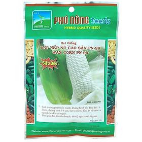 Hạt giống Bắp nếp nù cao sản Phú Nông PN-99 - Gói 100g