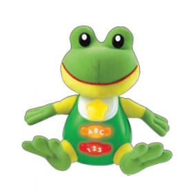 Đồ chơi chú ếch xanh biết đọc chữ có đèn nhạc  - Winfun