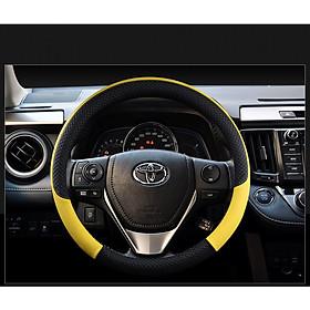Bọc vô lăng ô tô tay lái wrap steering wheel