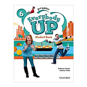 Everybody Up (2E) 6 Student Book
