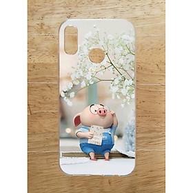 Ốp Lưng Dùng Cho Huawei Nova 3E / P20 Lite (Dẻo) - Heo Đọc Sach