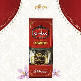 Nhụy hoa nghệ tây Iran Bahraman Saffron (1 gram)-1