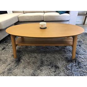 Bàn Harper - Bàn sofa, bàn cà phê, bàn trà, bàn gấp gọn, 2 tầng