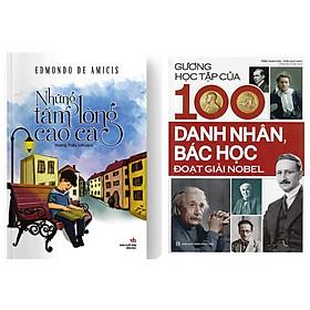 Combo Những Tấm Lòng Cao Cả, Gương Học Tập Của 100 Danh Nhân, Bác Học Đoạt Giải Nobela