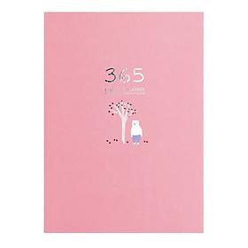 Sổ Kế Hoạch Nhật Ký  365 Ngày Every Day A5 Cao Cấp