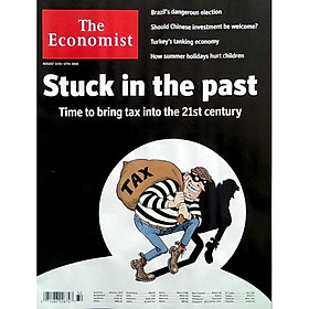 [Download sách] The Economist: Stuck in the Past - 32