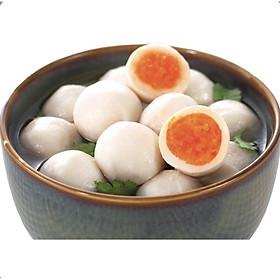 [Chỉ Giao HCM] - Cá Viên Nhân Trứng Cá Rich MaMa- Egg Fish Ball 200g