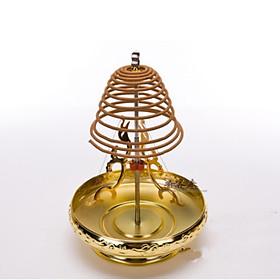 Khay, đĩa đốt nhang vòng bàn thờ