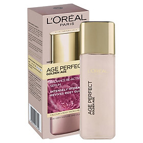 L'Oreal Paris Golden Age Radiance Re-Activating Serum 125ml