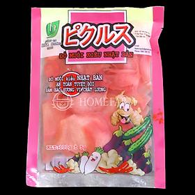 [Chỉ giao HCM] - Gừng Hồng Nhật Bản - 150 gr
