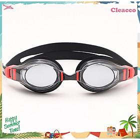 Kính bơi cận CLEACCO đủ độ cận từ 2 độ tới 7 độ chất liệu PC chống nước , chống tia UV , Chống sương mù , bảo vệ mắt - Hàng chính hãng