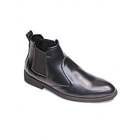 Giày Chelsea boot cổ chun da lì (CB520 lì)