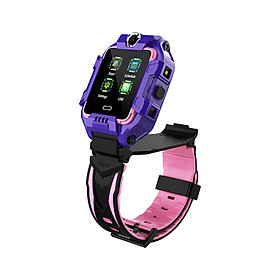 LEMFO Y99 4G Children's Smart Watch 1.4-Inch IPS Screen BT4.2 Video/Voice Call GPS Positioning Steps Sleep Monitor SOS
