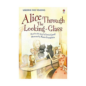 Usborne Young Reading Series Two: Alice Through the Looking-Glass