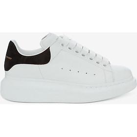 Giày Sneaker trắng nâng đế gót nhung