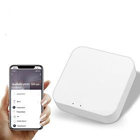 Trung Tâm Nhà Thông Minh Khóa Cửa Dùng Sóng Bluetooth SIG Kết Nối Wifi Qua Ứng Dụng Tuya BLE1