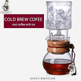 Bình Pha Cafe Cold Brew Gater (ice brew)