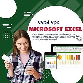 Khóa học TIN HỌC VP - Thành thạo Excel 2010 trong 3 giờ [UNICA.VN