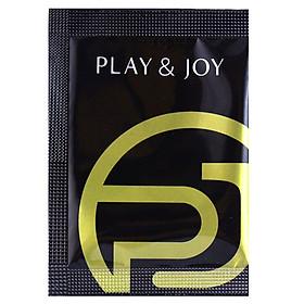 Gel bôi trơn cảm giác nóng ấm Play&Joy gói tiện lợi