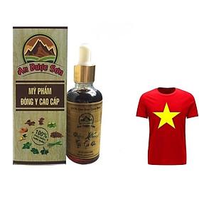 Combo An Dược Sơn tái tạo da 50ml + áo lá cờ việt nam