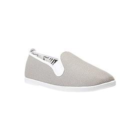 Giày Lười Flossy Unisex Buldog Grey - Xám