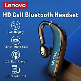Lenovo Hx106 Wireless Bluetooth Earphones Ear Hook Bluetooth 5.0 Earbuds With Microphone Headset