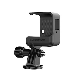 for Insta360 One R Camera Half Camera Cage Protective Camera Case Camera Protector Quick Release Camera Accessories