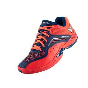 Giày cầu lông Victor nam đẳng cấp, chuyên nghiệp A960-DF- màu đỏ phối tím