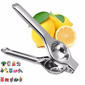 Dụng cụ vắt chanh cầm tay, không bị rơi hạt, không bị nước chanh làm sót tay 20.5x6.7x2.3 cm+ tặng kèm hình dán ngẫu nhiên
