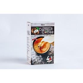 Cà phê hòa tan Cappuccino Cốt dừa