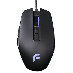 Dharmo F15 Eagle Esports Game Wired Mouse Laptop Jedi Survival Eat Chicken Macro Programming Colorful Mouse Black