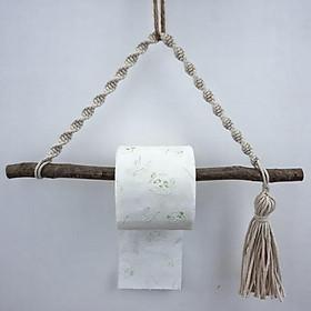 Dây treo cuộn giấy vệ sinh WC