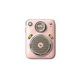 Loa Bluetooth Divoom - Beetles FM - Thiết kế siêu nhỏ, cổ điển, Tích hợp FM radio và thẻ nhớ TF card - Hàng chính hãng