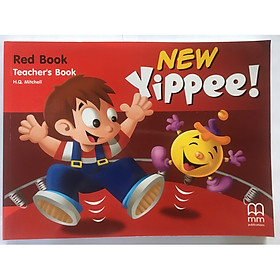 MM Publications: New Yippee Red Book (Teacher's Book)