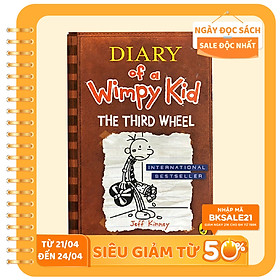 Diary Of A Wimpy Kid 07: The Third Wheel (Paperback)