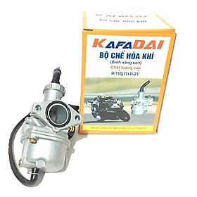 Bộ chế hòa khí KAFADAI THAILAND cho xe máy Win 100cc - 110cc - 125cc (Bình xăng con)